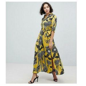 ASOS Sunflower Dress
